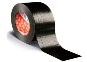 Premium-Duct-Tape-Tesa-4613-Schwarz-48mm-x-50m-Panzertape